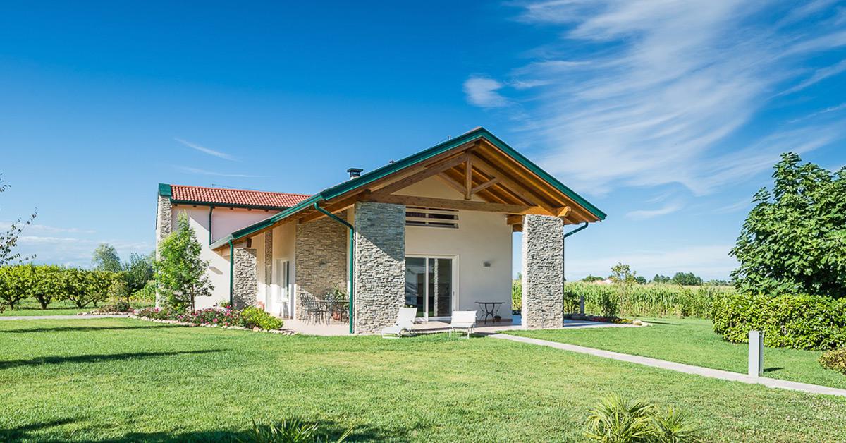 Casa in legno si misura Woodbau
