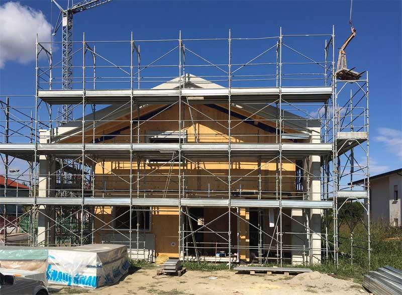 Casa in legno a Venezia Woodbau
