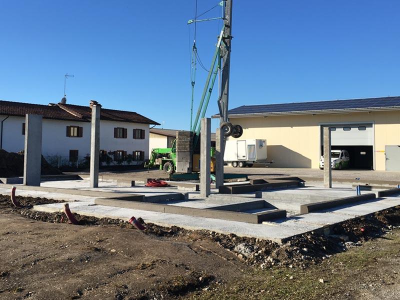 Nuova realizzazione Woodbau a Pordenone