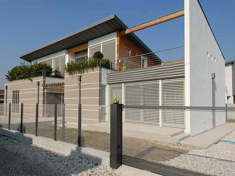 Casa di design in provincia di Venezia