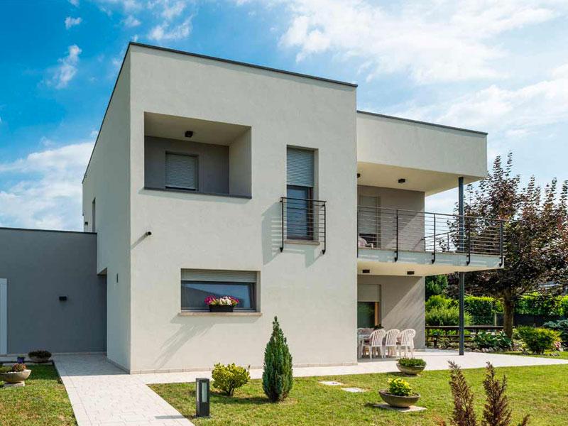 Casa in provincia di Venezia, Woodbau Longarone