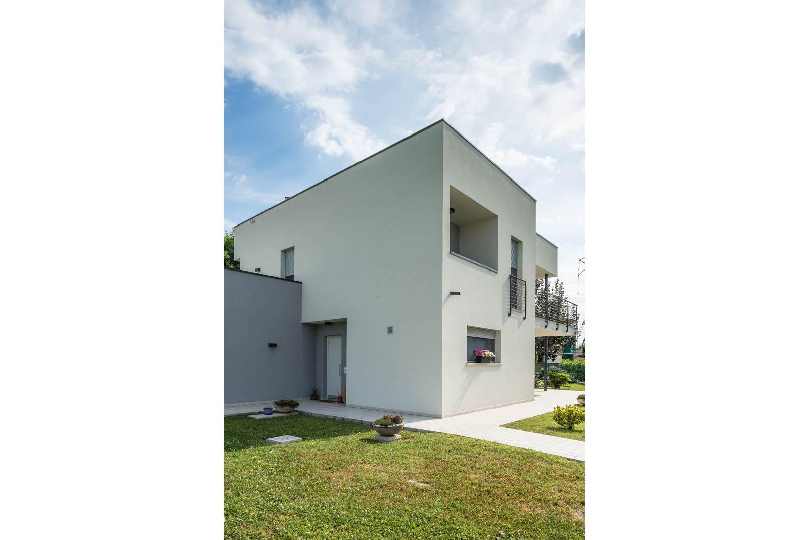 Architettura moderna woodbau for Architettura casa moderna
