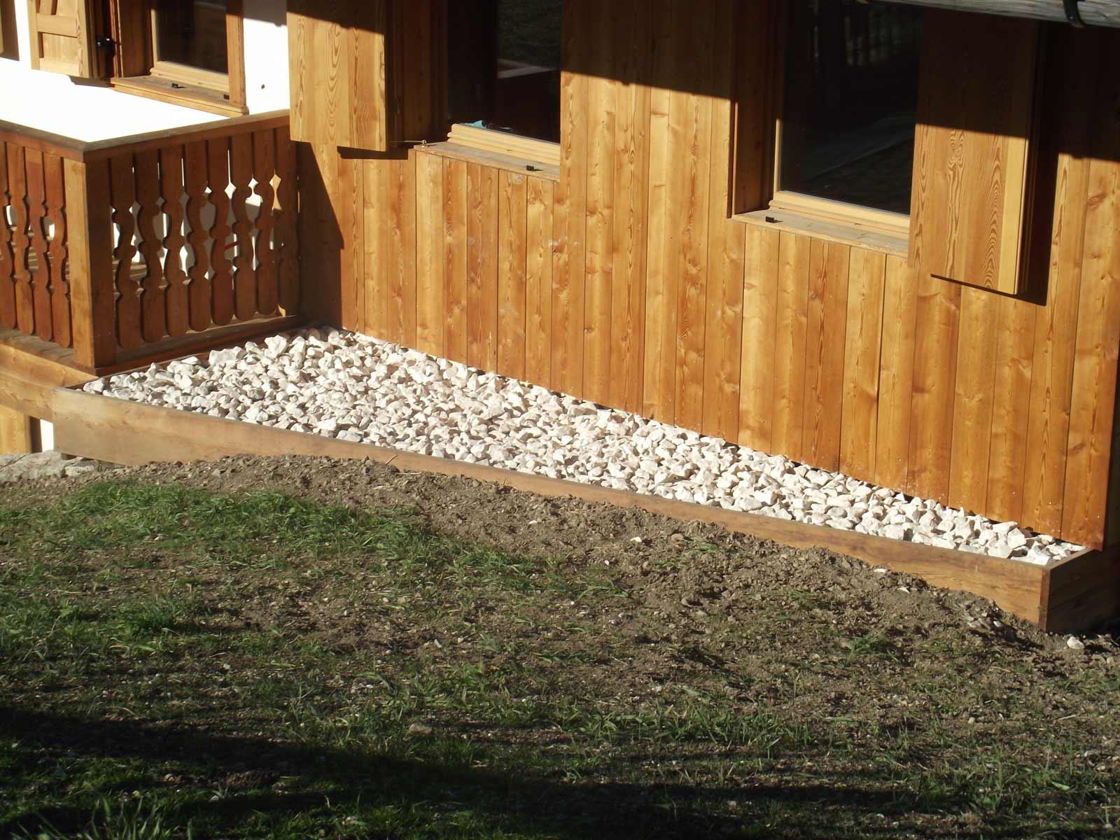 Casa a Cortina d'Ampezzo Woodbau Longarone