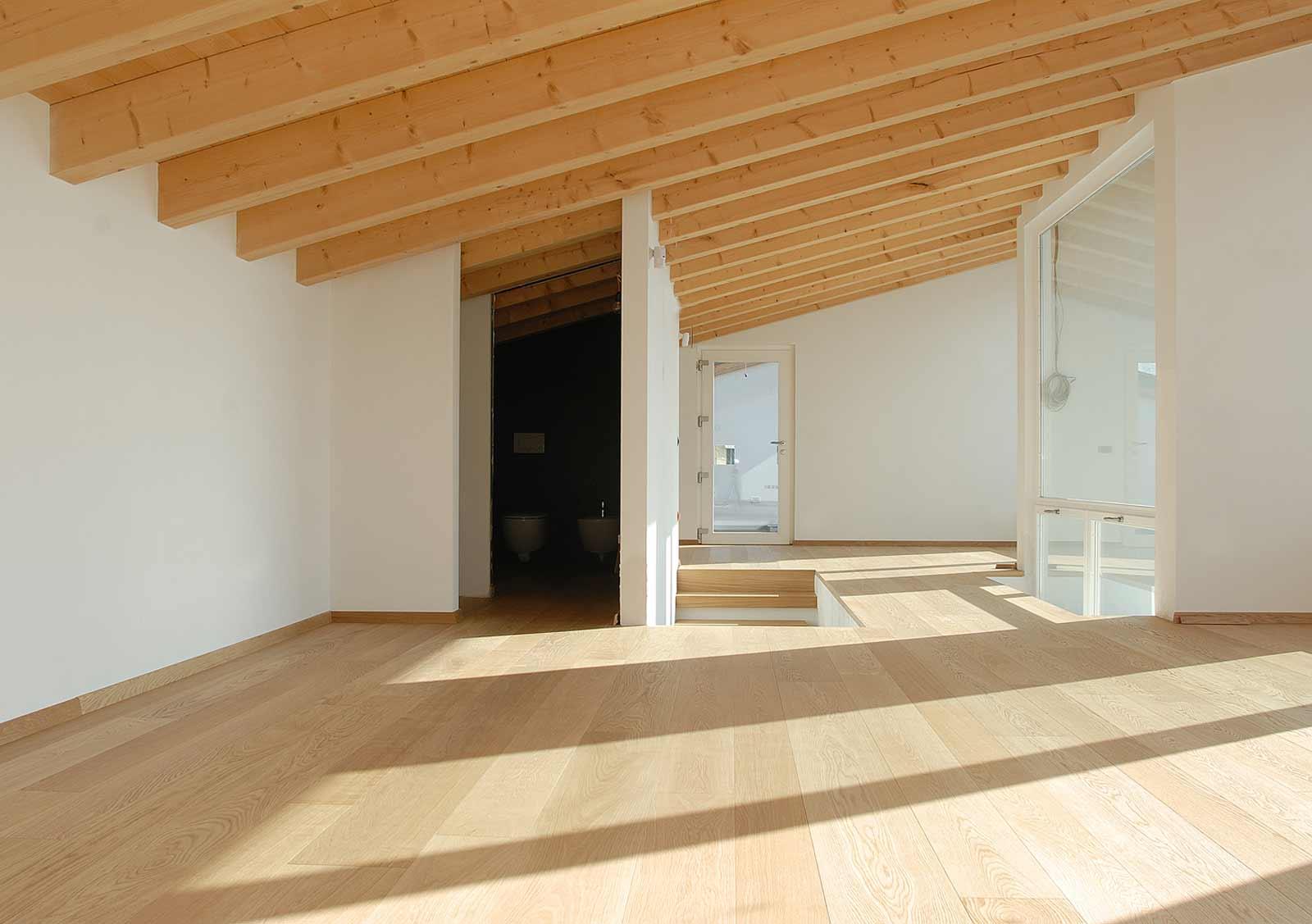 Casa di design in provincia di Venezia Woodbau