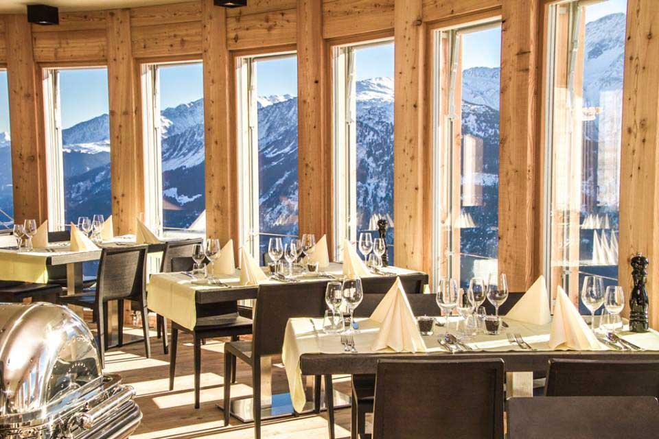 Ampliamento ristorante Woodbau Longarone