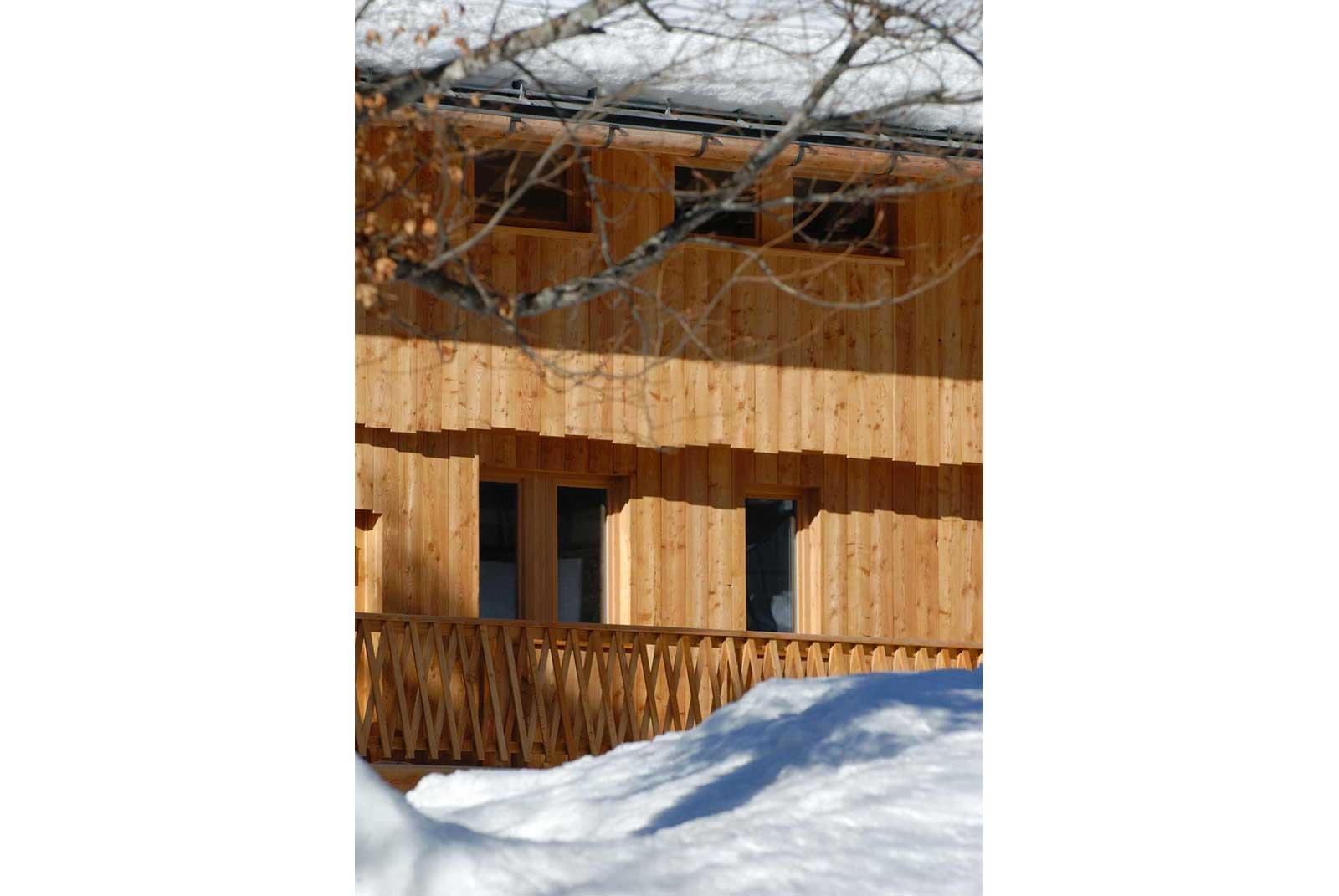 Appartamenti di pregio Woodbau Longarone