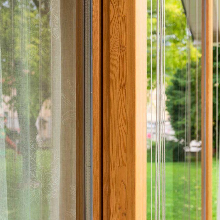 Serramenti in legno Woodbau Longarone