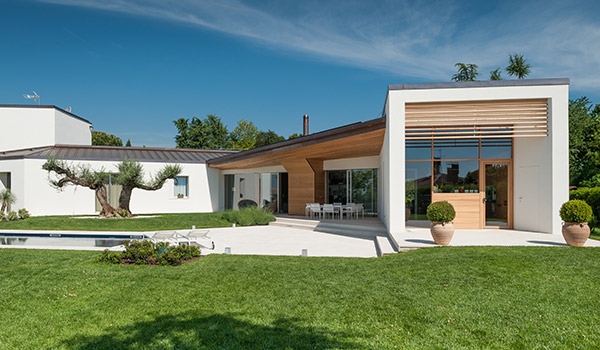 Casa Woodbau Longarone