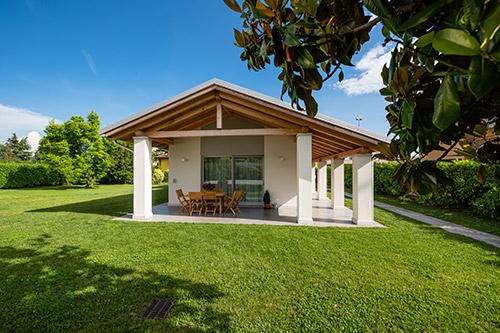 Villa ecosostenibile Woodbau Belluno