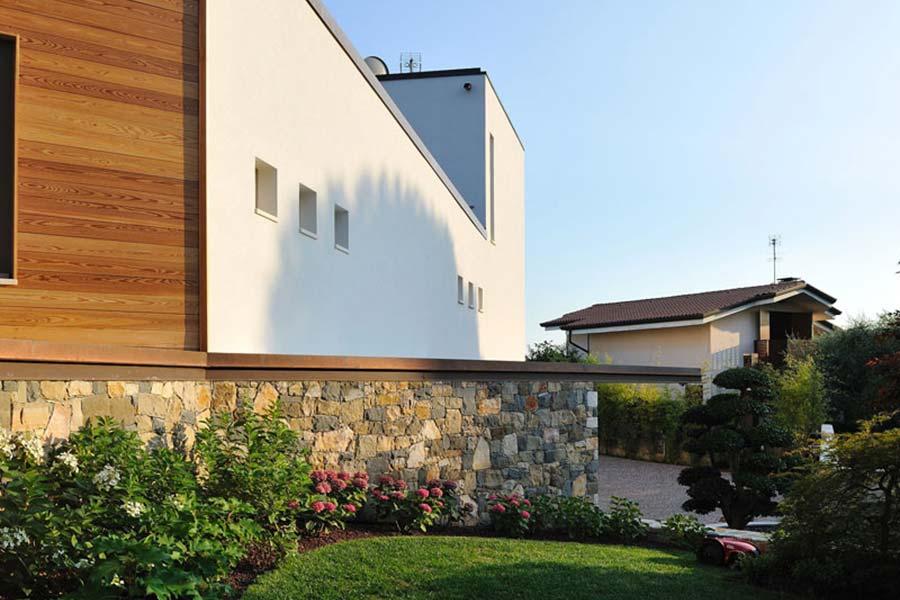 Rivestimento Casa In Legno : Rivestimento in larice archivi woodbau