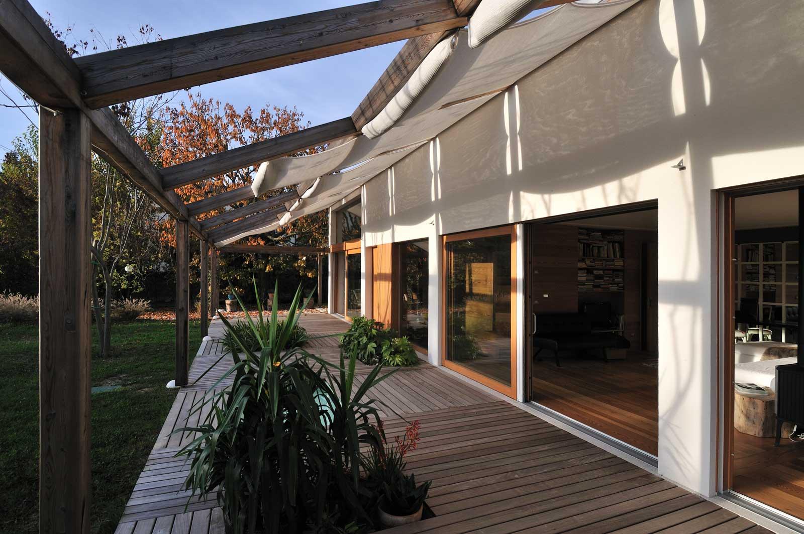 Casa ecosostenibile Woodbau Longarone