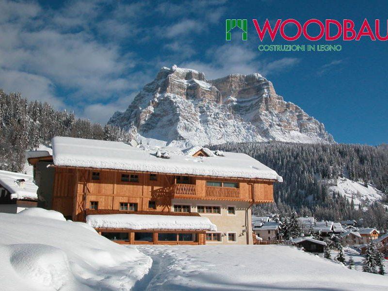 Auguri Natale Woodbau Longarone