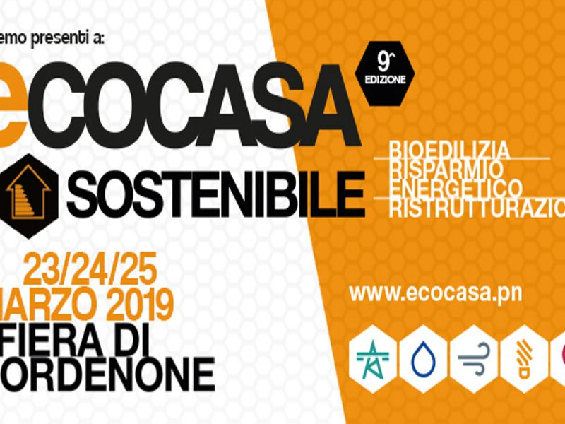 Ecocasa 2019 - Woodbau Case in legno Longarone Belluno