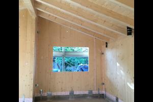 Casa su un unico piano - Woodbau case in legno Longarone Belluno