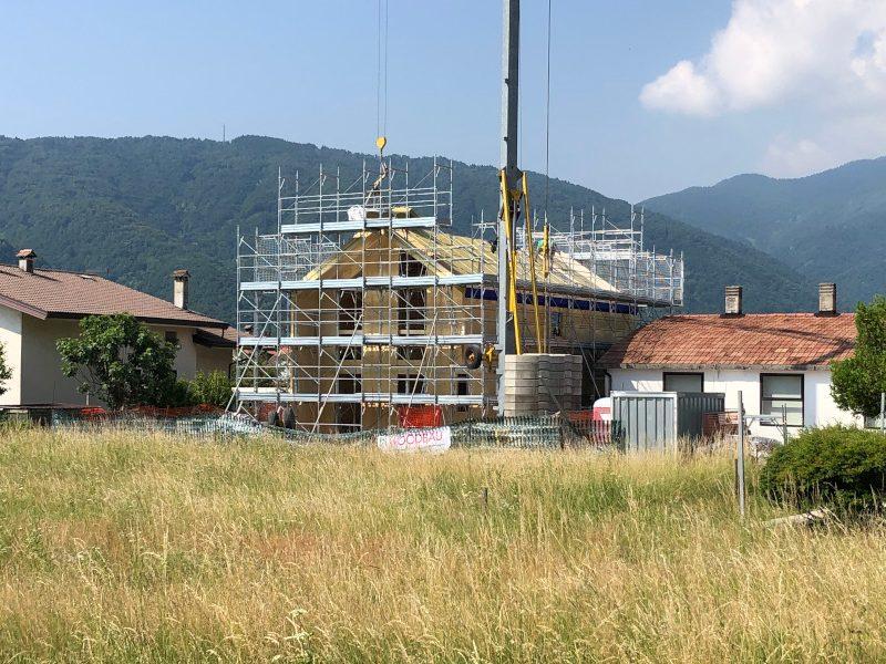Uffici direzionali - Woodbau case in legno Longarone Belluno